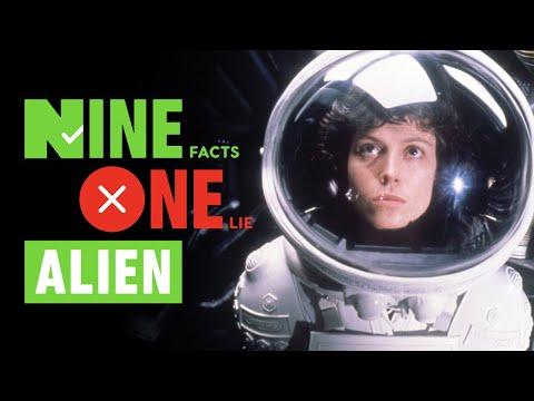 9 Facts, 1 Lie: Ridley Scott's Alien