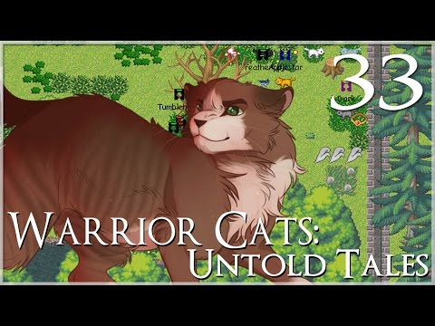 A Stray Kit in the Medicine Den! • Warrior Cats: Untold Tales - Episode #33