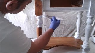 How to paint over waxed furniture preparing and priming
