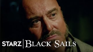 "Black Sails | Episode VIII. Clip: ""No Monuments"" 