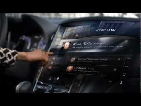 2014 Infiniti Q50: Technology Features
