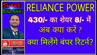 Reliance Power Share Update | Reliance Power Share Review