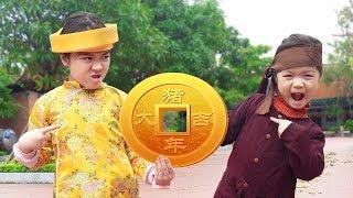 Sự Tích Trạng Tí Đối Đáp Quan Huyện ❤ Thần Đồng Đất Việt - Trang Vlog