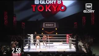 GLORY 8 Tokyo: Liam Harrison vs Masaaki Noiri (Full Video)