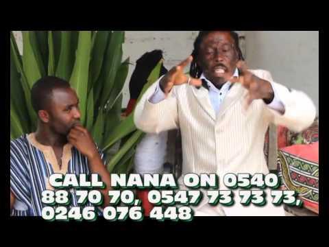 Nana Kwaku Bonsam preaching against some Ghanaian false prophets (Part 1)