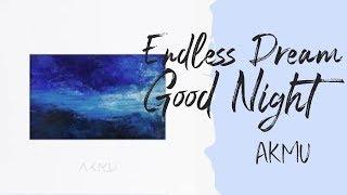 AKMU – Endless Dream, Good Night (밤 끝없는 밤) Lyrics [INDO SUB]