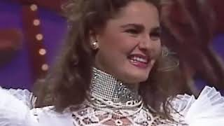 1990 MISS UNIVERSE: Top Ten