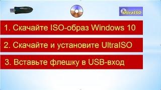 Как сделать загрузочную флешку Windows 10(Загрузочная флешка Windows 10 — простейший способ, как сделать загрузочную флешку Windows 10, в этом видео! Официаль..., 2015-04-03T12:08:36.000Z)
