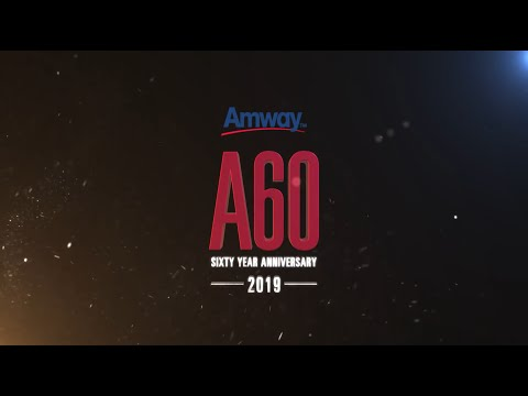 A60: Amway's 60th Anniversary 2019