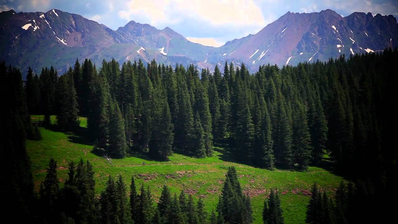 Vail's beautiful cross country trails for mountain biking