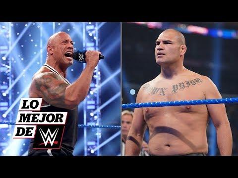 ¡La Roca regresa y Caín Velázquez llega a WWE!: Lo Mejor de WWE