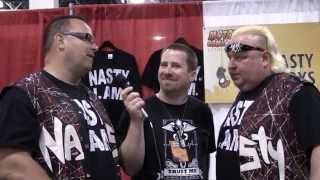 Interview The Nasty Boys - Motor City Comic Con
