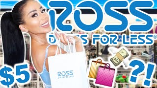 A VERY #EXTRA ROSS SHOPPING SPREE!