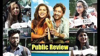 Qareeb Qareeb Single Public Review - Irrfan Khan And Parvathy