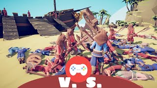 VIKING WAR | Totally Accurate Battle Simulator