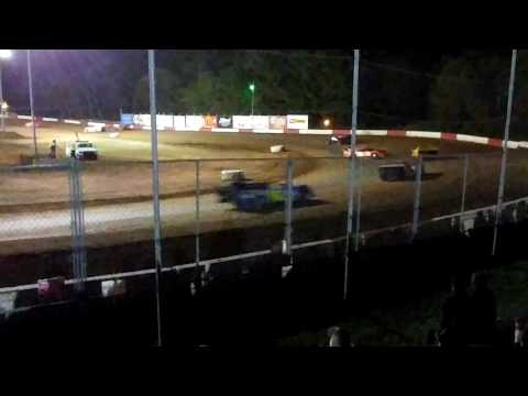 late model shootout 5/28/16 coos bay speedway
