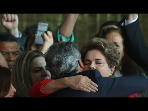 President Dilma Rousseff Impeached, New Government to Pursue Right-Wing Agenda