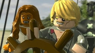 LEGO Pirates of the Caribbean - 100% Guide #6 - Pelegosto (All Collectibles)