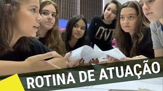 ROTINA DE ATUAÇÃO - GABRIELLA SARAIVAH