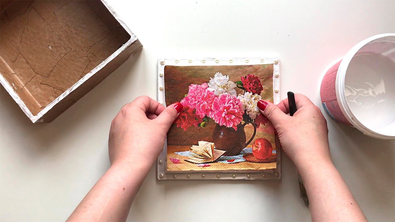 Craft idea with Paper and Cardboard | Paper craft