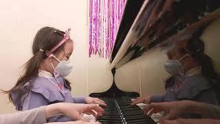 #통영라인음악학원 #건반그림으로 배우는 예솔이 피아노