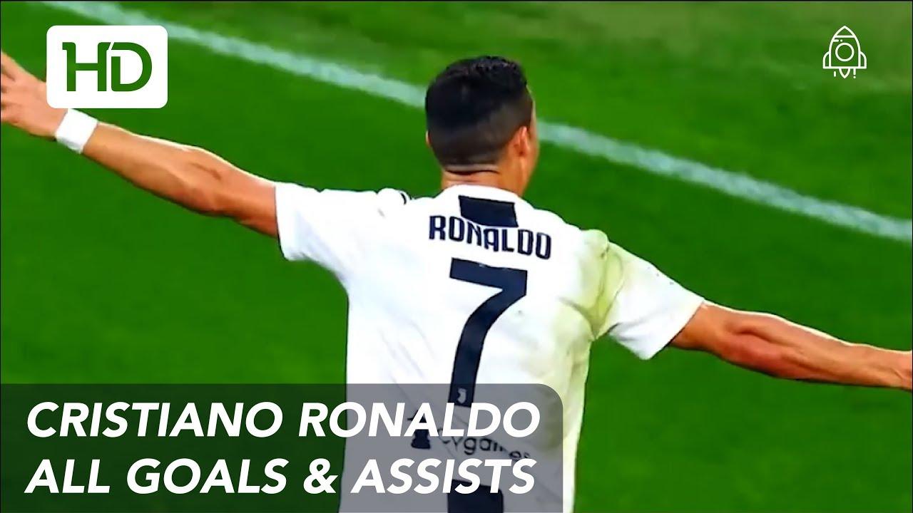 Download Cristiano Ronaldo - Juventus All Goals & Assists 2018/19 HD