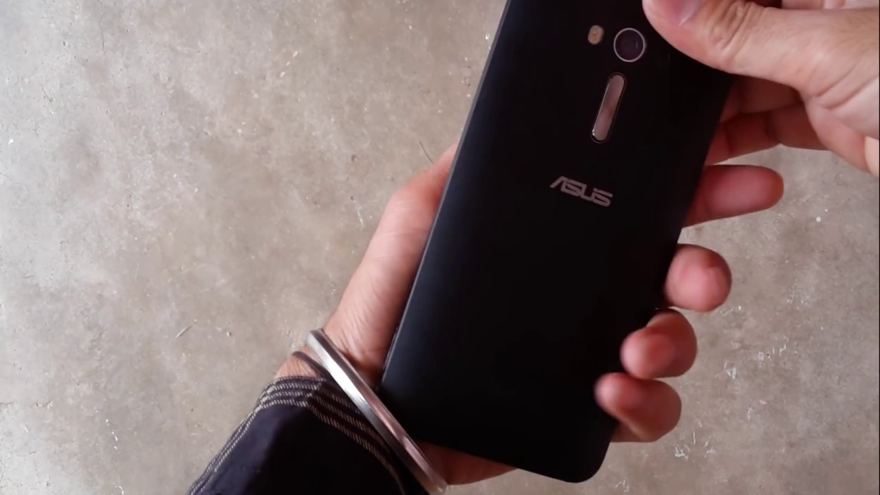 Asus Zoold Zenfone 2 Laser Hard Reset Pattern Lock Remove Without