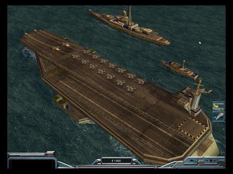 Command & Conquer Generals: Zero Hour - прохождение - Hardcore - США =2=