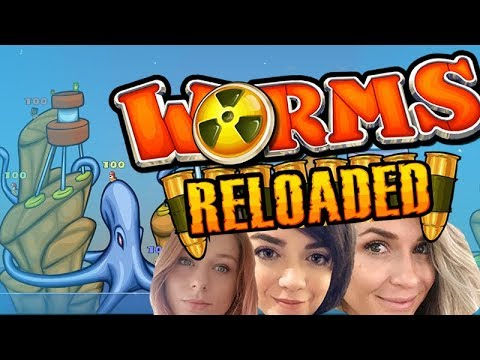 Worms Reloaded With Blue Celeste And Lea