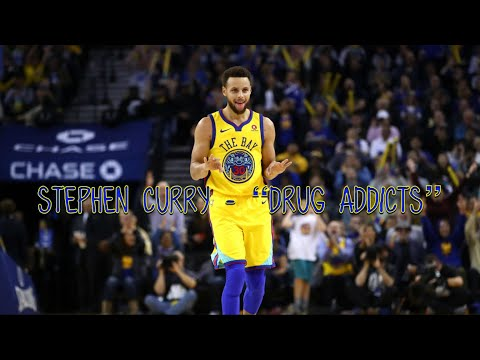 "Stephen Curry Mix - ""Drug Addicts"" By Lil Pump"