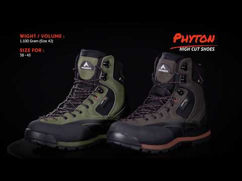 PHYTON - HIGH CUT BOOTS