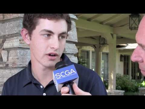 Patrick Cantlay - SCGA Amateur Championship Practice Round