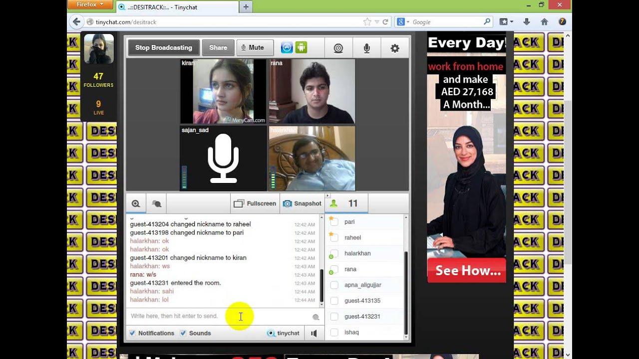 Chat room pak