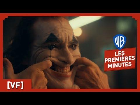 Joker – Regardez les premières minutes du film
