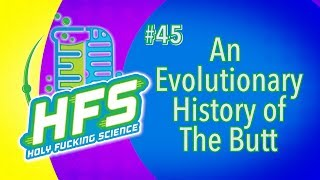 HFS Podcast #45 - Evolution