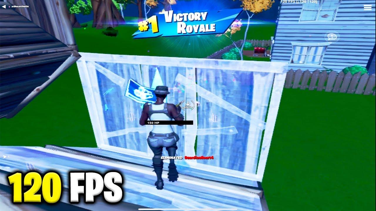 Ipad Pro Player Fortnite Na East 25 Kill Duos Fortnite Mobile Ipad Pro 2018 Gameplay Youtube