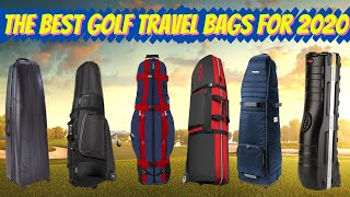 The Best Golf Travel Bags For 2020   Breaking Down Our Top 7 Golf Travel Cases