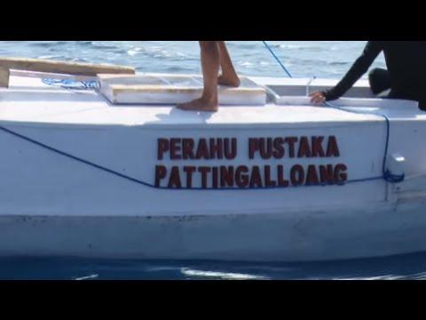 Perahu Pustaka Ridwan Alimuddin