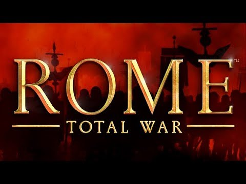 Rome: Total War - The Livestream Continues Tomorrow (Probably)