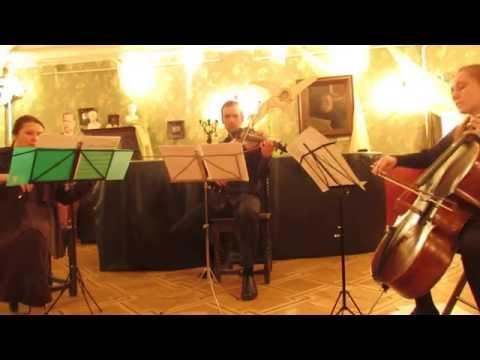 ноты для струнного трио