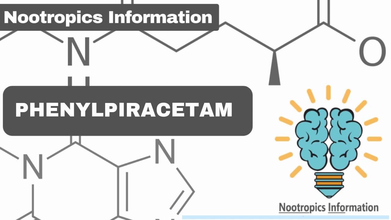 Phenylpiracetam: Benefits, Dosage, Side Effects - Nootropics Information