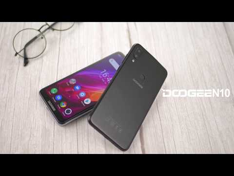 DOOGEE N10 Unboxing and First Impression