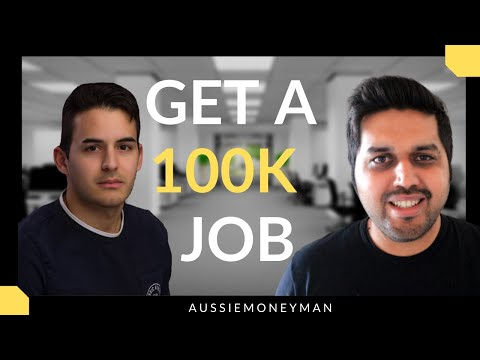 How To Get A High Paying Job In Australia