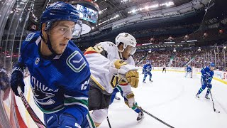 Canucks adjusting in preparation for China games
