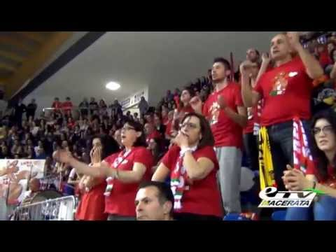 VOLLEY. CHAMPIONS LEAGUE. CUCINE LUBE TREIA - PGE Skra BELCHATOW (0-3) - YouTube