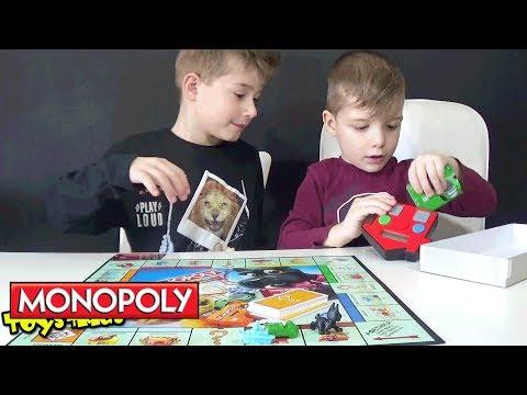 'Επιτραπέζιο-Παιχνίδι-monopoly-junior-Ηλεκτρονικη-Τραπεζική-για-παιδιά---hasbro-gaming-greece