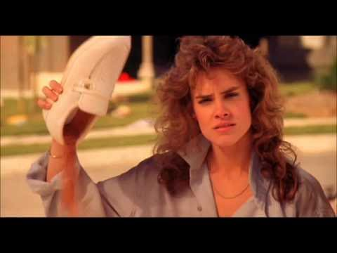 Catherine Mary Stewart and Kelli Maroney