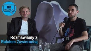 Rafał Zawierucha o filmie Pewnego razu w... Hollywood