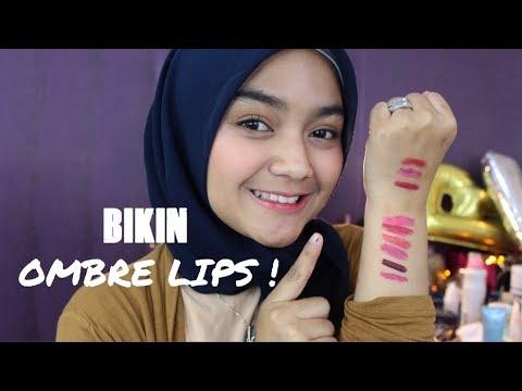 lipstick-favorite-untuk-ombre-lips!- -ombre-lips-how-to- -rafchannisa