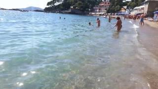 Spiaggia e Mare a Tellaro (SP) Liguria